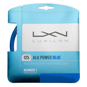 Cordage Luxilon Alu Power 125 (12 mètres - 1.25mm)