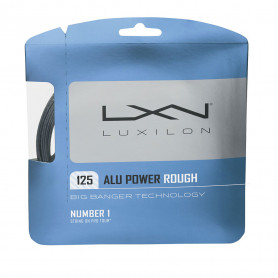 Luxilon Big Banger Alu Power Rough 125 (12 m - 1.25mm)
