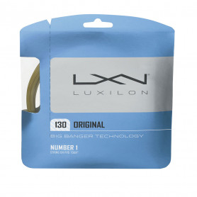 Cordage Luxilon Big Banger Original 130 (12 mètres - 1.30 mm)