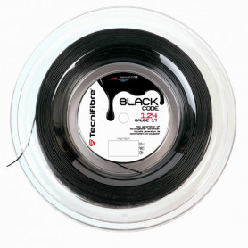 Tennis strings Tecnifibre Black Code (reel)