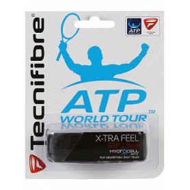 Grip tennis Tecnifibre X-Tra Feel - Black