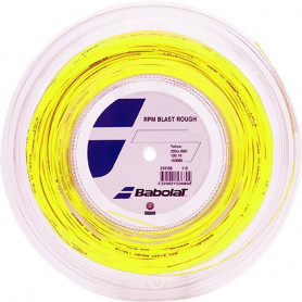 Tennis strings Babolat RPM Blast Rough reel | Mytennislab.com