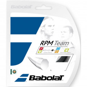 Tennis strings Babolat RPM Team | Mytennislab.com