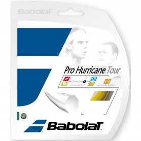 Tennis strings Babolat Pro Hurricane Tour | Mytennislab.com