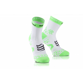 Compressport Strapping Double Layer Socks - White - Racket