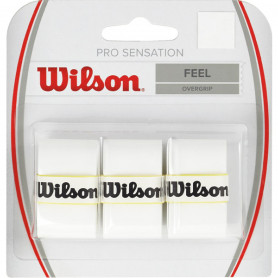 Overgrip tennis Wilson Pro Sensation (Blister of 3) | Mytennislab.com